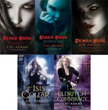 Blood Singer series (Books 1 - 5) - Cat Adams