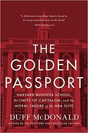 The Golden Passport Harvard Business School The Limits Of