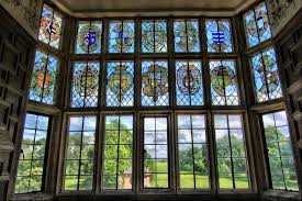 Stainglass window designs Glass Patterns Stained Glass Window House File Overlooking Gardens Of Montacute Decoration Innovative 38882592 Turbovisascom Stained Glass Window House File Overlooking Gardens Of Montacute