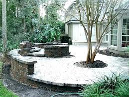 average cost of patio pavers average cost of patio elegant ideas seating brick per square foot