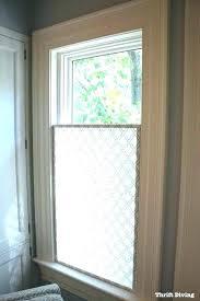 garage door window covers replacement home