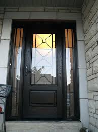 front door sidelights glass replacement windows and doors custom fiberglass single with 2 iron art side front door with sidelights