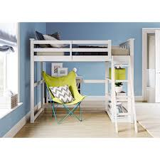 better homes gardens kane twin loft bed multiple finishes com