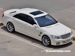 So we bought a 2009 Mercedes-Benz S550 Lorinser | Drive Arabia