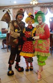 hobo clown makeup photo 3