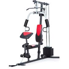 Amazon Com Home Gym Weider 214 Lb Stack 300 Lbs Exercise