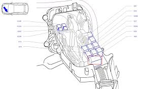 corsa c central locking troubleshooting vauxhall ignore the red box the 4 relays you need are the 4 up the top all together k24 a b c and d