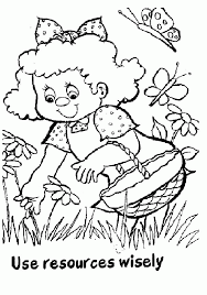 Small Picture Girl Scout Coloring Pages 22629 Bestofcoloringcom