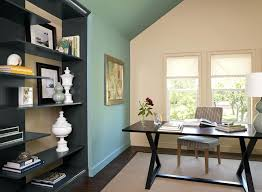 living room office combination. Various Home Office Color Ideas Minimalist Living Room Combination