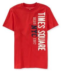 Aeropostale Mens Times Square Embellished T Shirt Tee T Shirts Tees T Shirt From Linnan00008 14 67 Dhgate Com