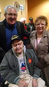 WWII, Korea Veterans Treated To Special Screening Of 'Unbroken ...
