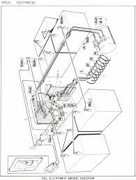 Ezgo txt light wiring diagram best of ez go electric golf cart extraordinary