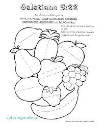Fruit Of The Spirit Joy Coloring Sheet Psubarstoolcom