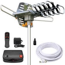 installerparts amplified outdoor hdtv antenna