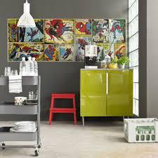 Marvel Bedroom Wallpaper
