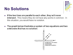 5 no solutions