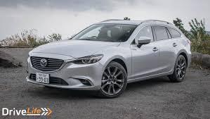 2016 Mazda6 Wagon SkyActiv D - Car Review - The Family ...