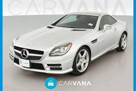 Get more information and car pricing for this vehicle on autotrader. Used Mercedes Benz Slk Class For Sale Near Me Edmunds