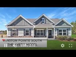 Winston Pointe South Gives a Sneak Peek of The Avery Model - YouTube