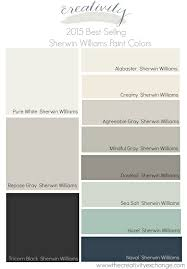 best paint colors2015 Best Selling and Most Popular Paint Colors Sherwin Williams