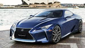 Rumors Swirl About A 550-Horsepower Lexus LC 500 And A 400-Horse ...