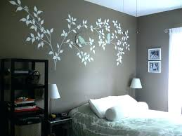 Painting A Bedroom How To Paint A Bedroom Wall Painted Bedroom Walls Ideas  For Painting In