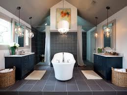 modern bathroom bathroom chandelier white bathroom 20 luxurious bathrooms with elegant chandelier lighting