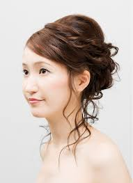 結婚式 ヘアセット Kamigata