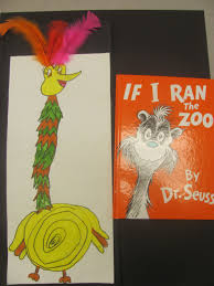 Dr. Seuss If I Ran The Zoo A tizzle ...