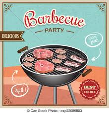 Bbq Poster Bbq Grill Poster Bbq Grill Party Best Choice Flyer Promo Restaurant