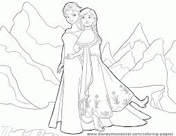 Small Picture Frozen Coloring Sheets 224 Page In Pages Pdf diaetme