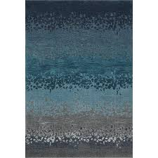 8 x 11 large ombre blue gray area rug geneva rc willey inside grey and teal