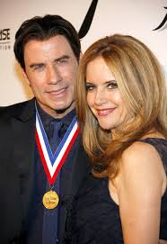 john travolta and kelly preston editorial photography image of film premiere 54783272