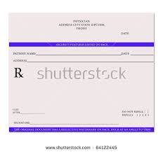 doctor prescription pad prescription pad stock images royalty free images vectors