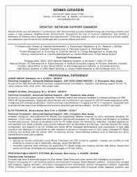 13 Fresh Sample Resume For Hardware And Networking For Technical