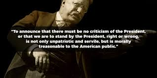 theodore roosevelt discusses criticism of the president knowol theodore roosevelt discusses criticism of the president