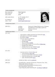 Cv Curriculum Vitae Best Curriculum Vitae Resume Cv Sample Resume Downloadable Resume