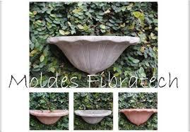 Encontre diversos produtos da marca japi com ótimos preços. Forma Fazer Vaso De Parede Em Cimento Mod 04 Fibratech Mercado Livre