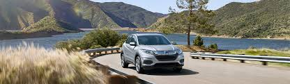 2019 Honda Hr V Trim Options Lx Vs Sport Vs Ex Vs Ex L