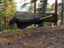 Flat Sleeping Hammock | Ridgerunner | Warbonnet Outdoors & Ridgerunner Hammock Adamdwight.com