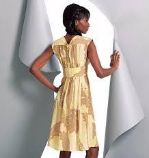 Designer Sewing Patterns Best V48 Vogue American Designer Dress Sewing Pattern Tracy Reese