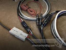 harley saddle bag wire harness for speakers amplifiers harley saddle bag wire harness for speakers amplifiers