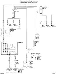 diagram 486vk 2001 dodge ram 2500 few minutes light es volt alternator bench on dakota trailer wiring