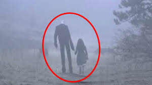 5 Slenderman Caught On Camera U0026 Spotted In Real Life!