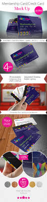 Membership Card Graphics Designs Templates From Graphicriver