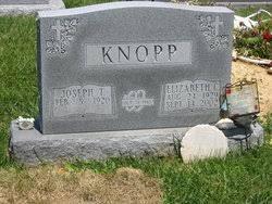 Joseph Thelbert Knopp (1920-2015) - Find A Grave Memorial