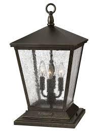 Large Black Outdoor Hanging Lantern Exterior Hanging Pendant Light