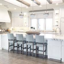 Remarkable Perfect Kitchen Island With Bar Seating Best 25 Kitchen Island  With Stools Ideas On Pinterest