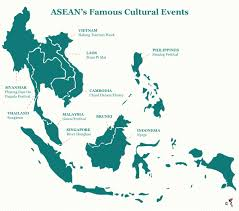 Culture and region in southeast asian