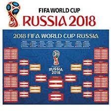 Free World Cup 2018 Wall Chart Latestfreestuff Co Uk